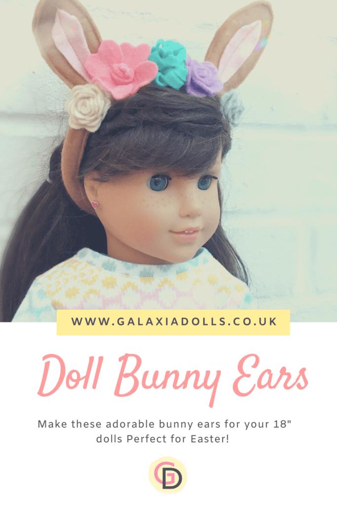 Doll bunny ears image